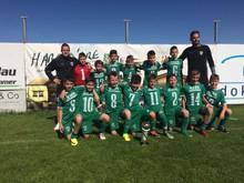 Az Illés Akadémia U12-es csapata nyerte az oberpullendorfi Habe D'ere Kupát